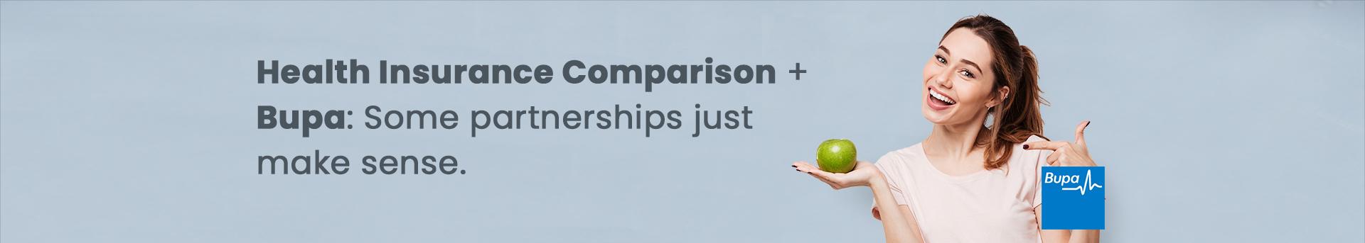 bupa partnership